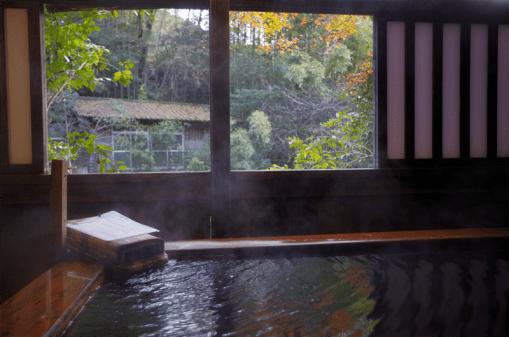 Onsen at Kurokawa