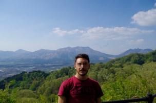 Mt Aso
