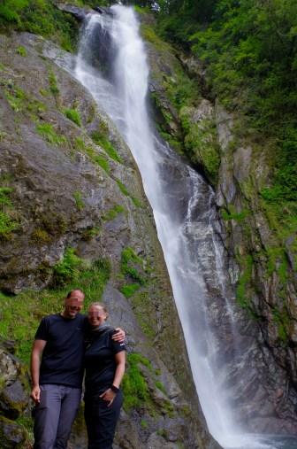 Sendan todoro waterfall