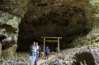 Amano Yasukawara, cave