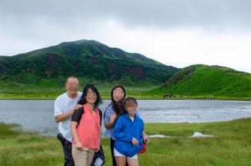 Hike at Kusasenri