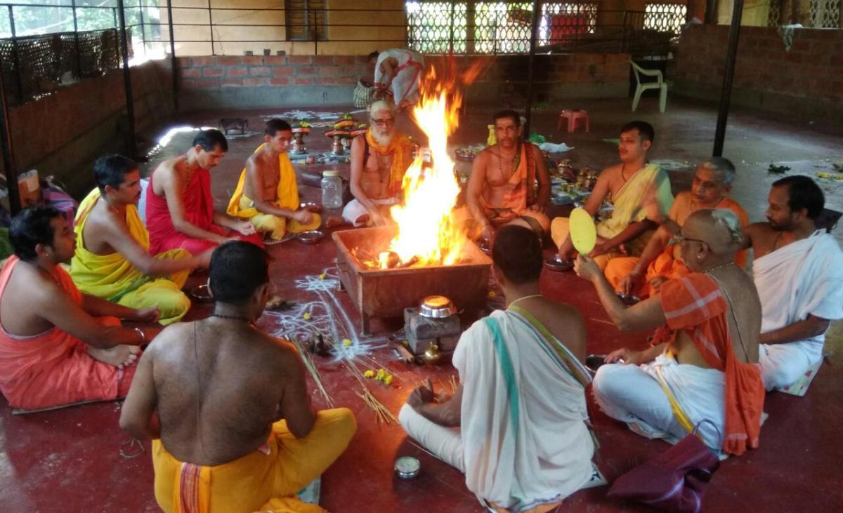Narayan bali family from Hyderabad