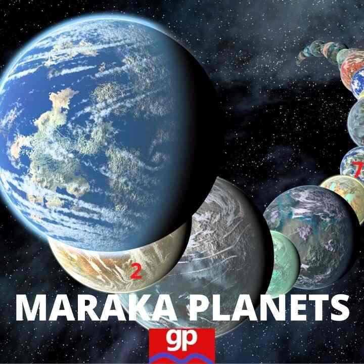 maraka planets