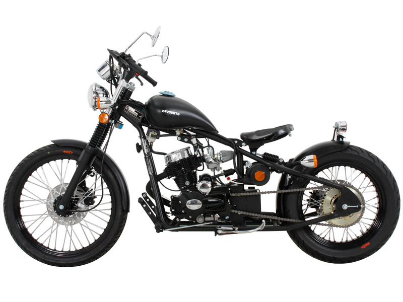 Renegade 250 Bobber Motorcycle