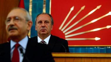 Kemal Kılıçdaroğlu ve Muharrem İnce parti Genel Başkanlığı için yeni bir yarışın içinde yer alacak gibi görünüyor.