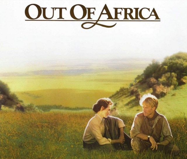 Out of Africa - 1985 - Sydney Pollack