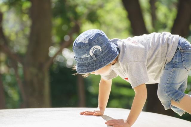 夏休み幼稚園児の過ごし方