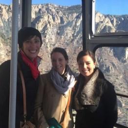 Tamara, Katie and Kim