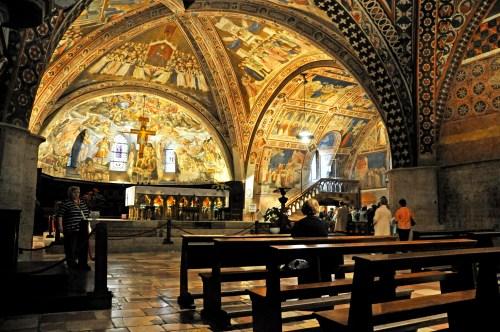 -_Assisi_-Lower basilica