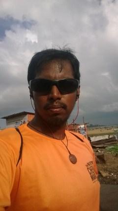 Me@Kovalam Beach