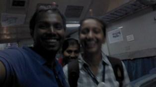 Me Kishori and Rohini