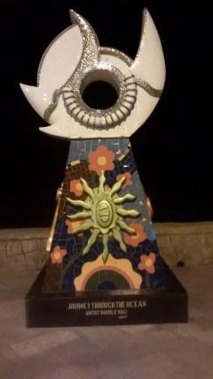 Art Work @ Carter Road Promenade