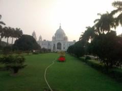Victoria Memorial - Garden View