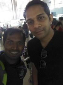 With Karthik
