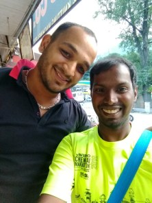 With Mr Atul
