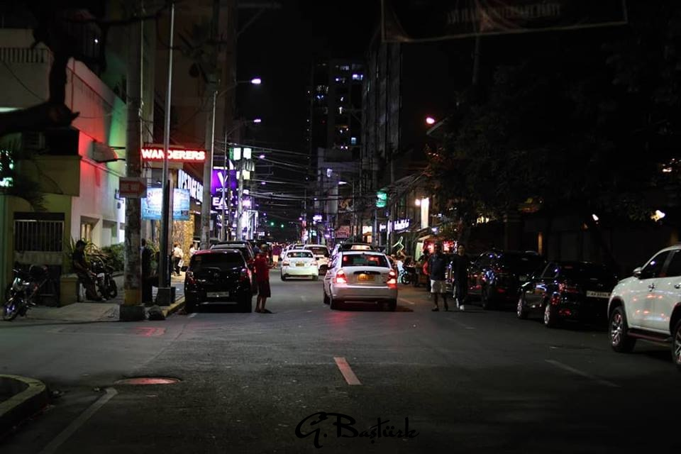 Malate Night, Manila