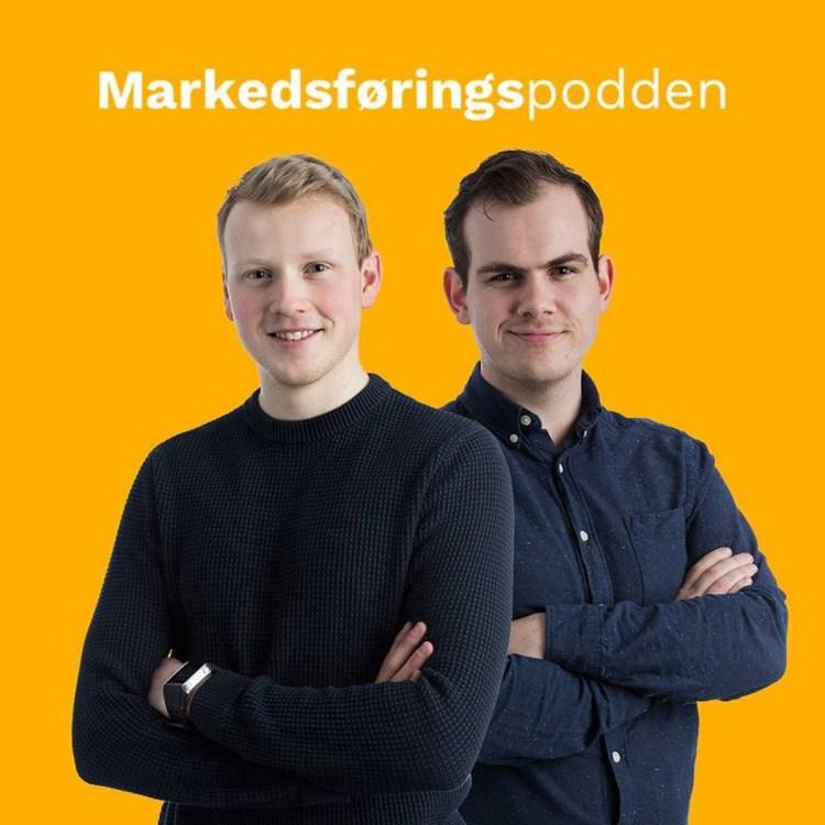 Markedsføringspodden introfoto