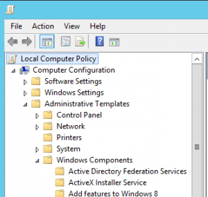 Group Policy Copy Paste Path