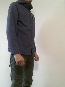 ジャケットの着用感2