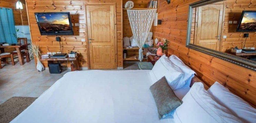 גן העדן של ליאורה – בקתות לזוגות בפרטיות