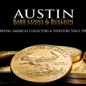 Austin Rare Coins Logo