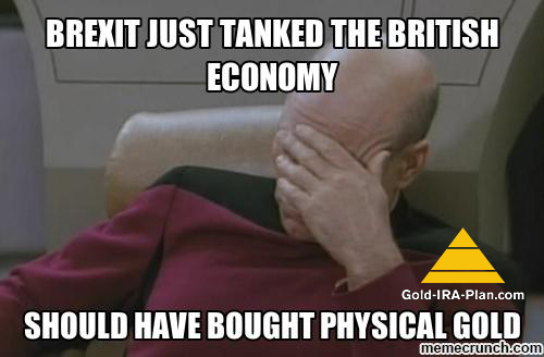 Brexit Picard Wants Gold