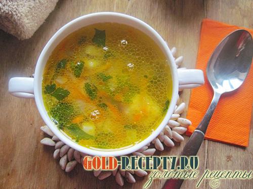 Суп с фрикадельками рецепты с фото, как приготовить суп с ...