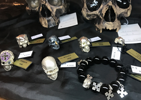 Skull Gallery Festival in MERRY ART GALLERY別館