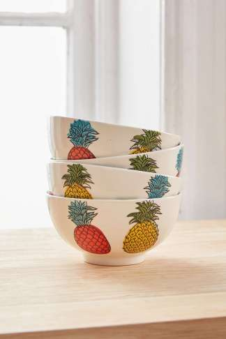 pineapple bowl