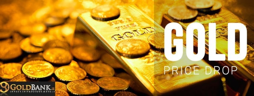Gold price drop offers buying opportunity