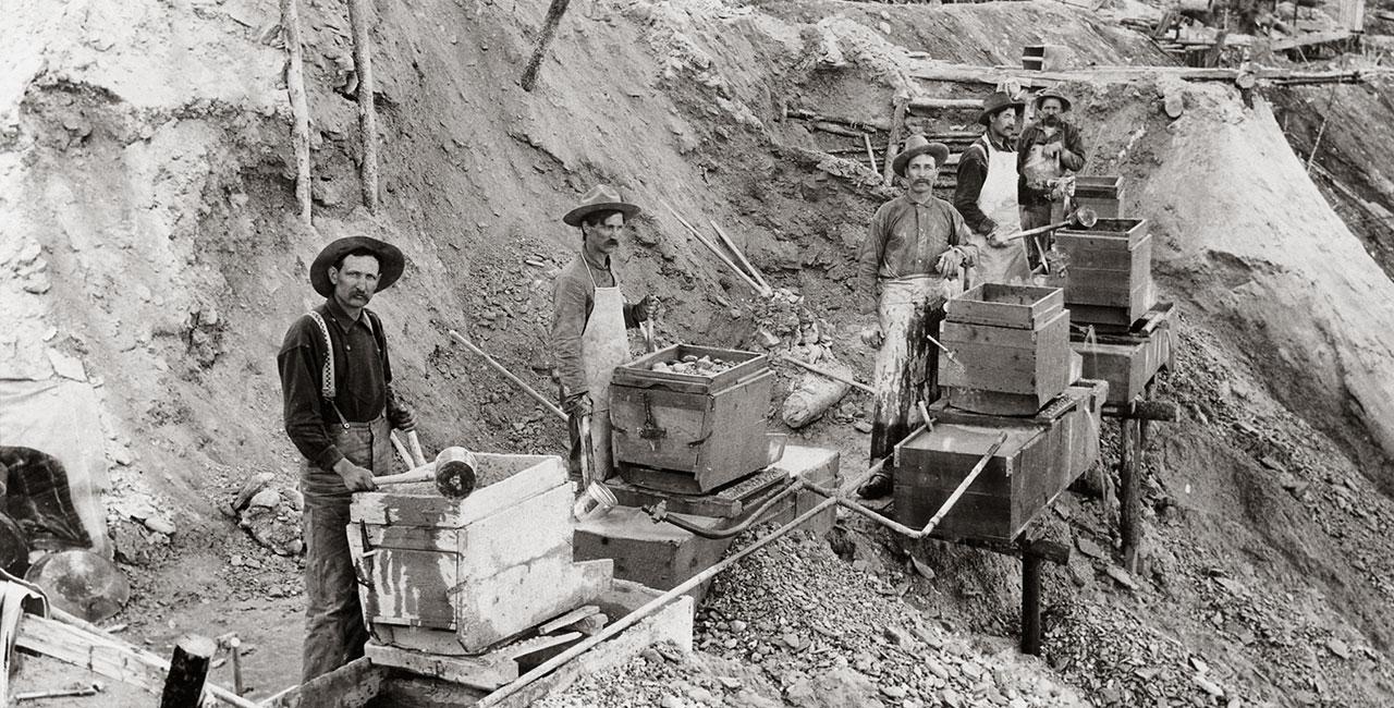 Image result for klondike gold rush