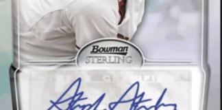 Stephen Strasburg rookie cards