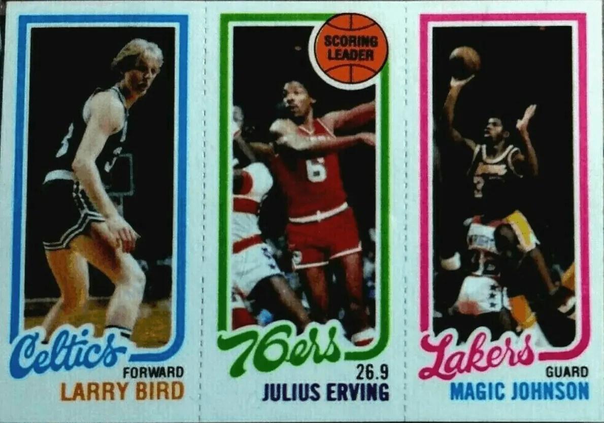 magic johnson rookie card