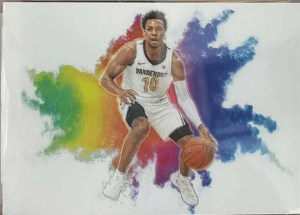 Darius Garland 2019-20 Prizm Draft Picks COLOR BLAST ROOKIE
