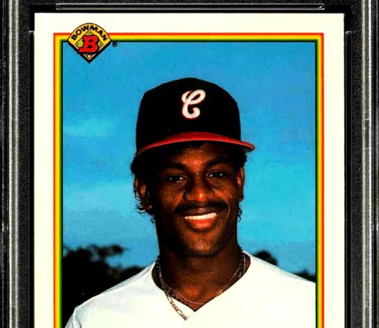 sammy sosa rookie card