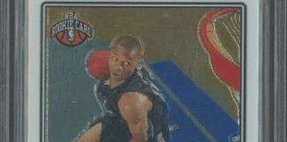 Russell Westbrook Rookie Card