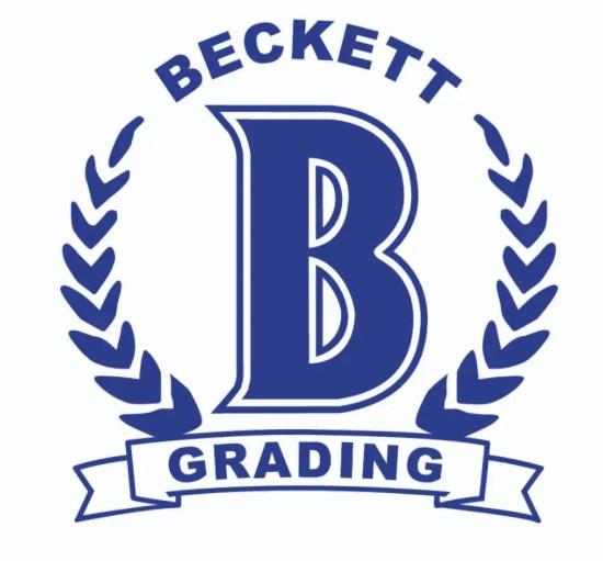 beckett grading services