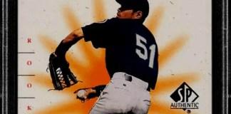 best ichiro suzuki rookie card