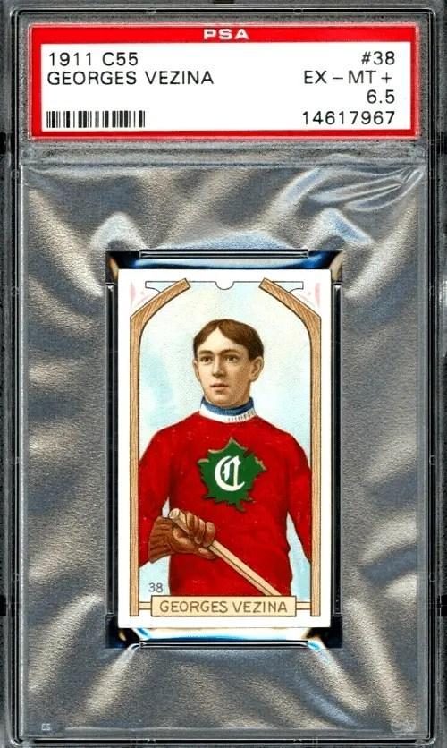 best rare hockey cards