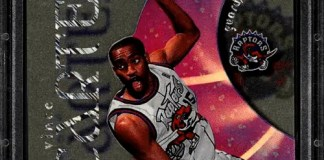 best vince carter rookie cards