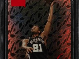 best tim duncan rookie card