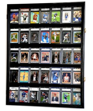 Best 3 Baseball Card Display Cases