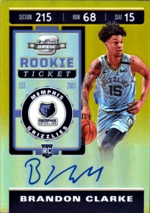 Panini Contenders Optic Basketball