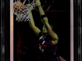 top Tracy McGrady Rookie Cards