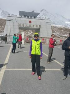 Khungerab Pass China/Pakistan