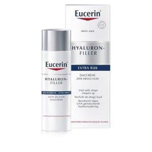 Hyaluron-Filler Urea Rijke textuur DagCrème