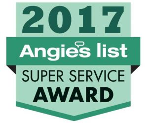 Santee Water Damage Company earns Angie's List Super Service Award Alpine CA