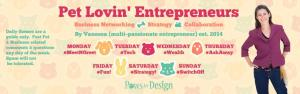 ✺ FREE ✺ Join our community - Pet Lovin' Entrepreneurs -- THE Facebook Group for Business People Who Love Pets!