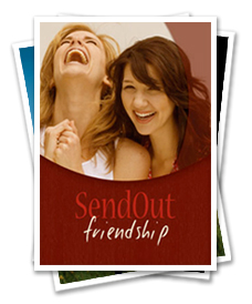 send out cards friendship image