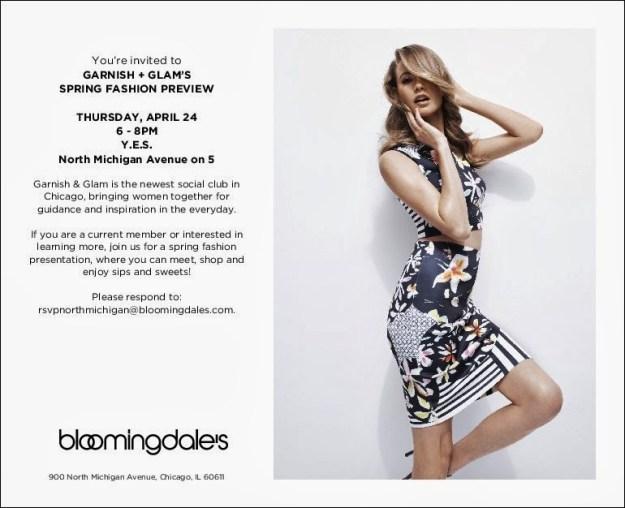 GG Bloomies Invite